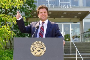 PSYCH: Photo Preview and Synopsis for &#8220;Santa Barbarian Candidate&#8221;