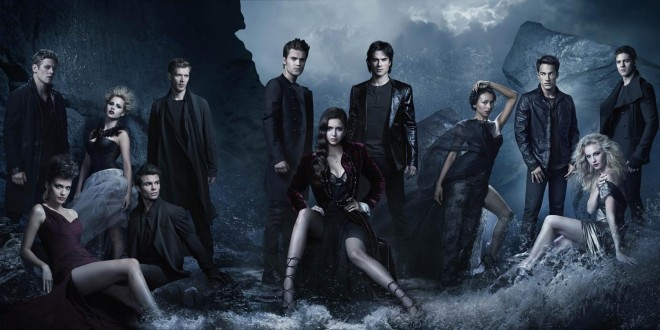 "THE VAMPIRE DIARIES RECAP: Season 4, Episode 22 ""The Walking Dead"""