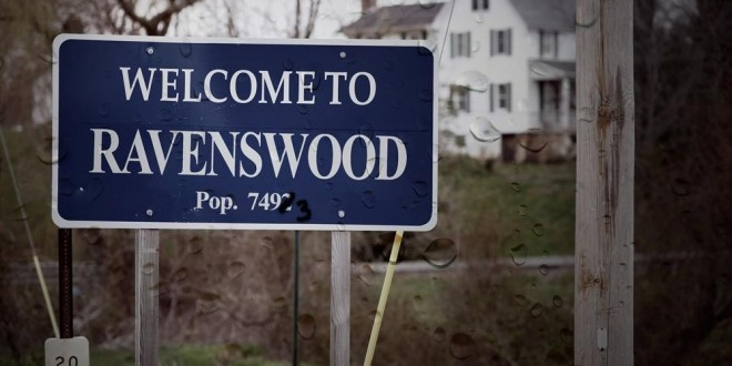 RAVENSWOOD: A Cursed Town