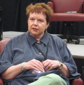 Doris Egan