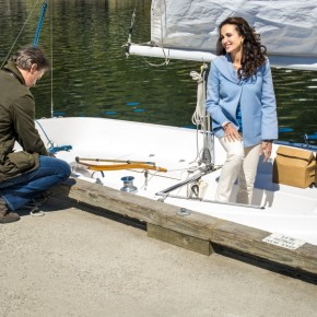 Debbie Macomber's  Cedar Cove 1003-- (Photo by: Chris Large/Hallmark)