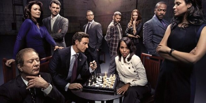SCANDAL: Season 3 Cast Photos