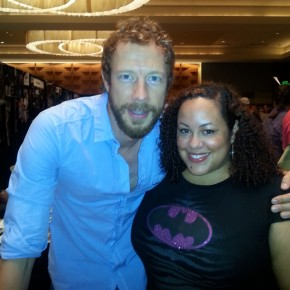 Lost Girl's sexy shifter Kris Holden-Ried