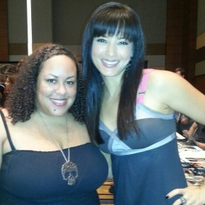 The Amazing Kelly Hu (Arrow, The Vampire Diaries)
