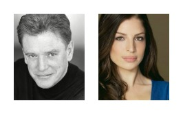 William Atherton and Anna Hopkins