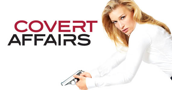 Covert Affairs White