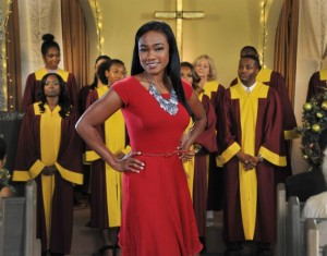 DEAR SECRET SANTA: Tatyana Ali Tries to Change the Past