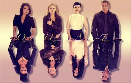 Once Upon a Time EW Pic NEW