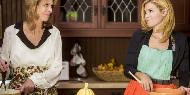 THE THANKSGIVING HOUSE: Emily Rose and Justin Bruening Have a Romantic Thanksgiving