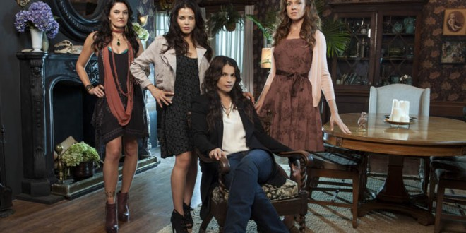A Mini-Review of the New Lifetime Drama Witches of East End
