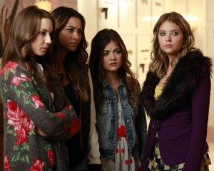 "PRETTY LITTLE LIARS: Photos and Synopsis for ""Who's In the Box?"""