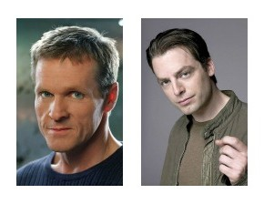 William Sadler and Justin Kirk