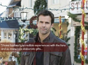 NICE BOY OF THE WEEK: Cameron Mathison
