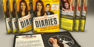 Breaking News: The Secret Diary of Lizzie Bennet Book Cover Revealed