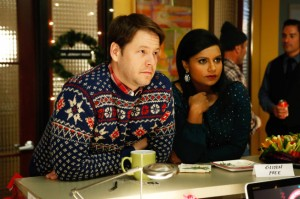 "THE MINDY PROJECT and a Good Old Fashioned ""Christmas Sex Trap"""