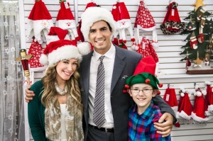 HATS OFF TO CHRISTMAS: Finding a Christmas Miracle