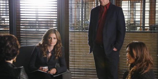 "Castle 6×13 ""Limelight"" Promo Photos and Summary"