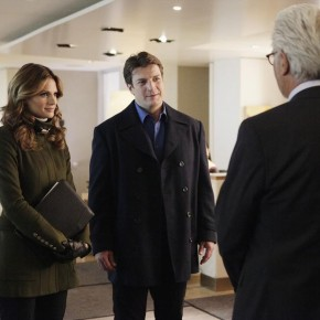 STANA KATIC, NATHAN FILLION, JAMES BROLIN