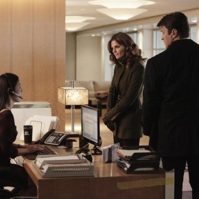 JAE JUNG, NATHAN FILLION, STANA KATIC