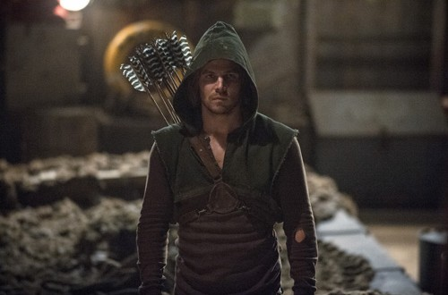 "ARROW: ""The Promise"" Photos & Synopsis"
