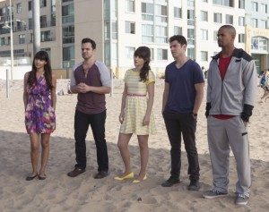 "NEW GIRL: Nick & Jess Make a Move in ""Sister III"" {PHOTOS}"
