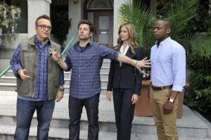 PSYCH Recap: A Touch of Sweevil