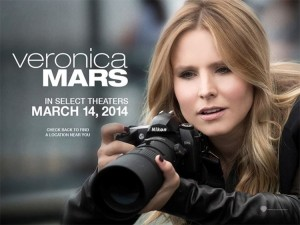 Veronica Mars Takes Over