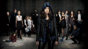 Comic Con 2013 Flashback: Orphan Black Debuts at the Convention