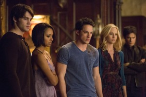 "THE VAMPIRE DIARIES: ""Gone Girl"" Photos & Synopsis"