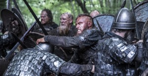 VIKINGS – 2.02 'Invasion' The Scheming of Men.