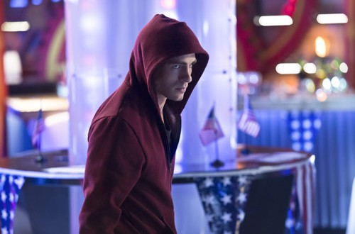 "Team ARROW is ""Seeing Red"" [Photos]"
