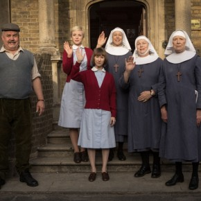 CALL THE MIDWIFE - SERIES 3 - EPISODE 4