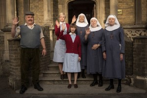 CALL THE MIDWIFE Returns to PBS for Season 4 + Holiday Special