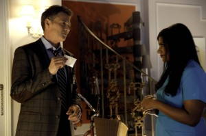 Mindy Cops a Crush on Tim Daly {PHOTOS}