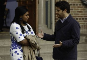 Mindy Starts to Think Like a Man on THE MINDY PROJECT {PHOTOS}