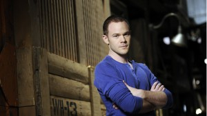 NICE BOY OF THE WEEK: Aaron Ashmore