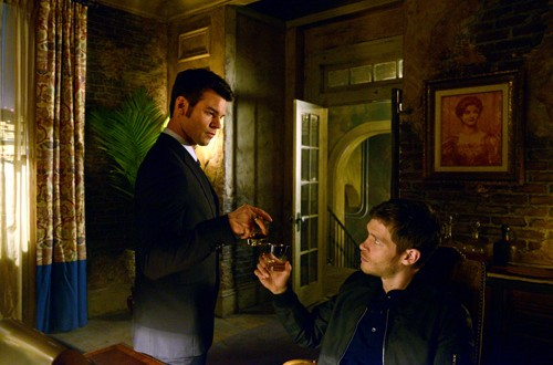 "THE ORIGINALS: ""An Unblinking Death"" Synopsis & Photos"