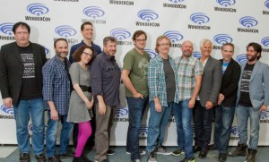 Wonder Con 2014:  TV Guide's Fan Favorite Showrunners