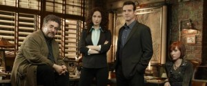 WAREHOUSE 13 Sneak Peek and Video Clips