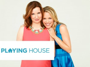 Lennon Parham, Jessica St. Clair Begin PLAYING HOUSE on April 29th