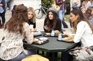 "PRETTY LITTLE LIARS: Photos & Synopsis from ""Thrown from the Ride"""
