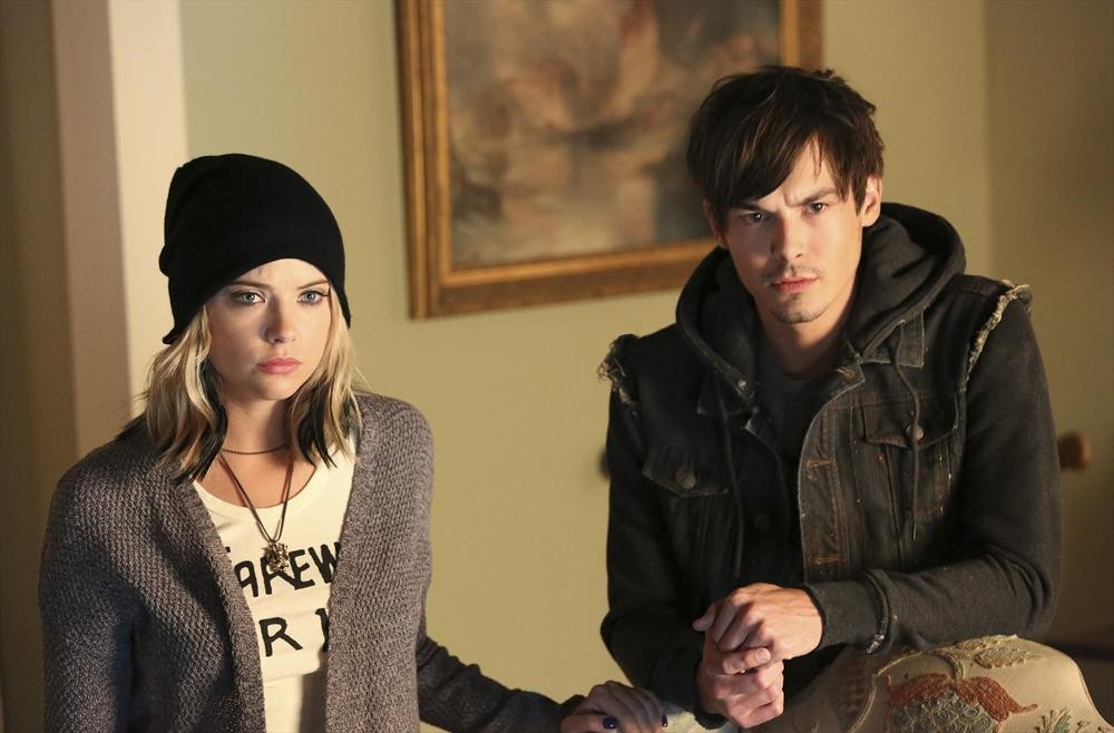 ASHLEY BENSON, TYLER BLACKBURN