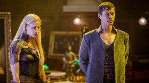 DOMINION 1.04 – 'The Flood' True Believers, Family Reunions & Murder