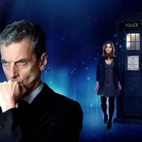 Doctor Who Peter and Jenna