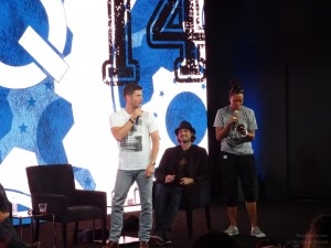 Supernatural at Nerd HQ 2014: Nice Boys Doing Occasionally Bad Things