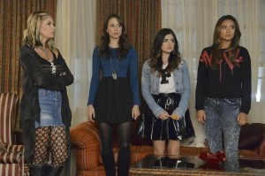 "46 Photos from PRETTY LITTLE LIARS Mid Season Finale, ""Taking This One to the Grave"""