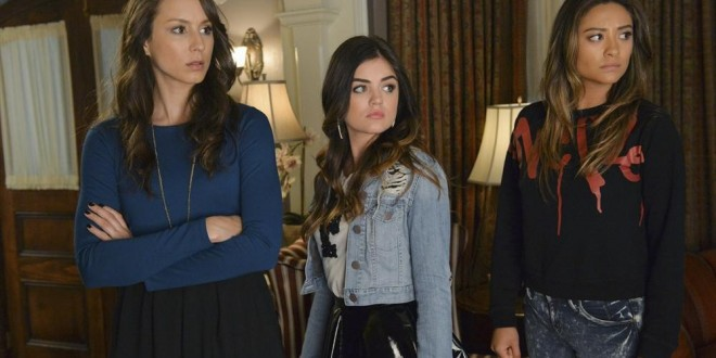 PRETTY LITTLE LIARS: Promo Clip from Penultimate Episode
