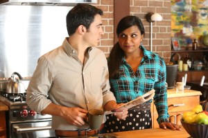 THE MINDY PROJECT: Tax Problems & Ex-Boyfriends Plague Mindy {PHOTOS}
