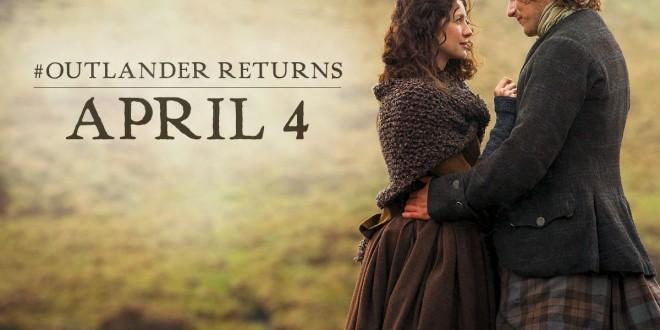 New Outlander Posters: Let the Countdown Begin!