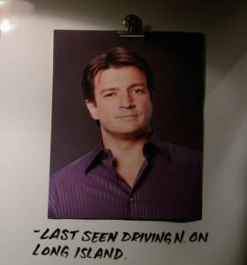 Rick's Missing
